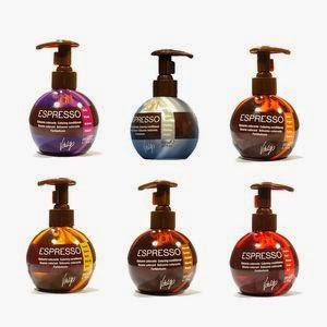 avant le shampooing et la pose du baume - Shampoing Colorant Rouge