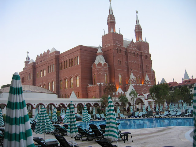 WOW Kremlin Palace, Antalya - Ana Bina