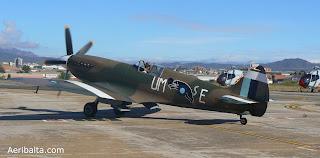 Supermarine Spitfire Mk XIX F-AZJS