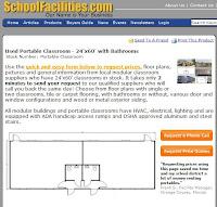 Modular classroom page on SchoolFacilities.com