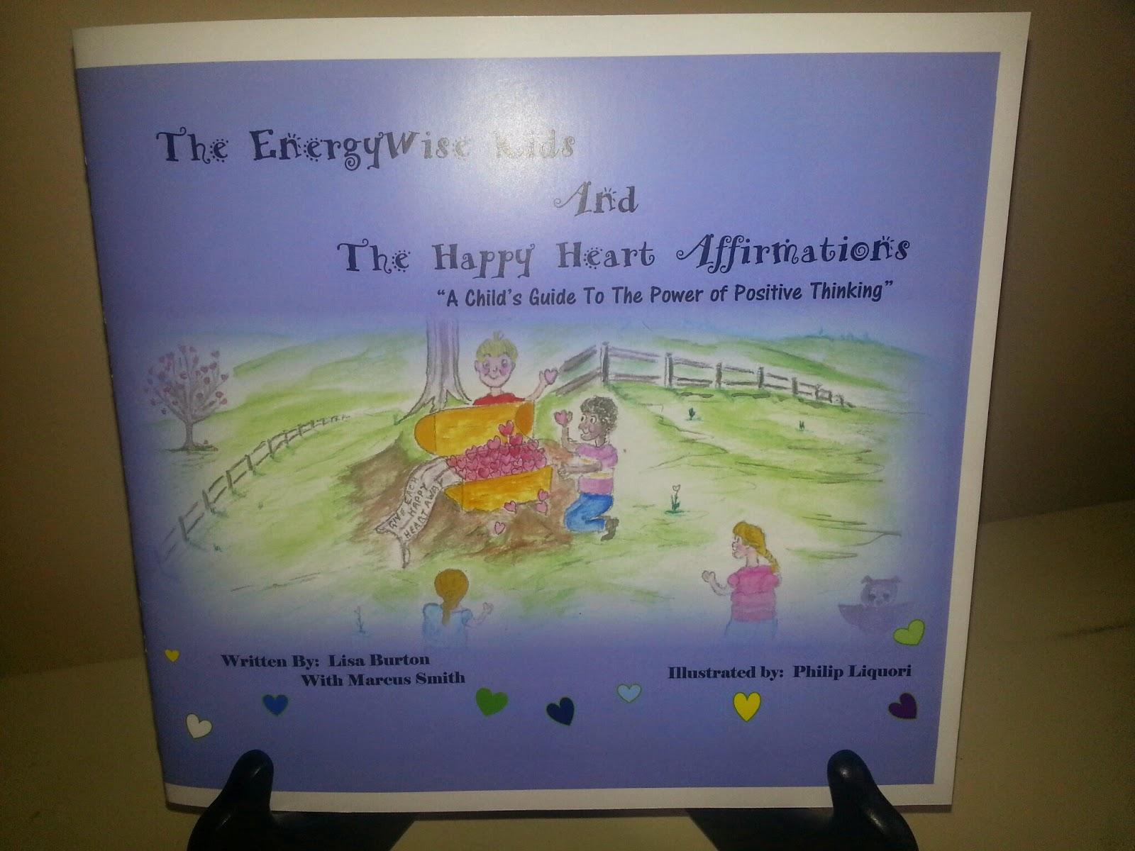 lisa burton, the energywise kids, mindfulandstressfreekids