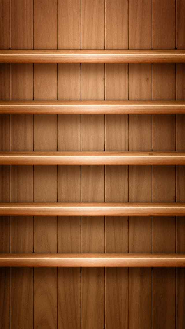 Free Download Wood Shelf HD iPhone 5 Wallpapers : Free HD Wallpapers ...