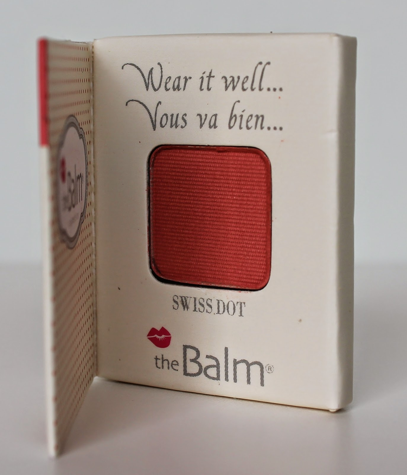 The Balm Instain Swiss Dot