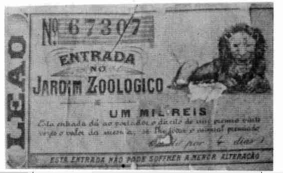 jogos de decorar jardim zoologico:Bilhete de entrada do Jardim Zoológico de Vila Isabel,