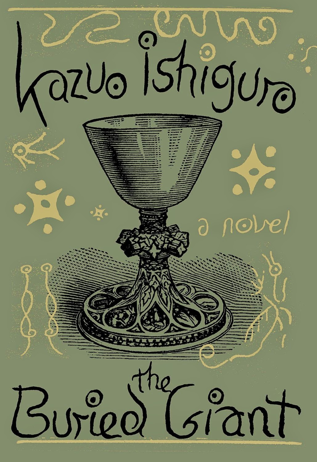 Review of the novel The Buried Giant by Kazuo Ishiguro