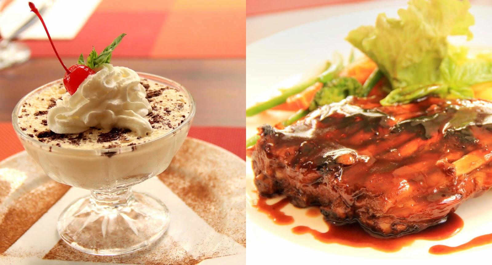 Mango Tours Microtel by Wyndham Sto. Tomas Batangas Millie's Restaurant food