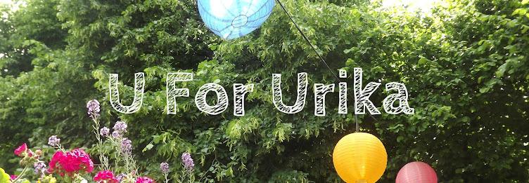U For Urika