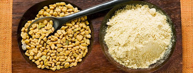 Sử dụng hạt methi giúp giảm đau dạ dày hiệu quả
