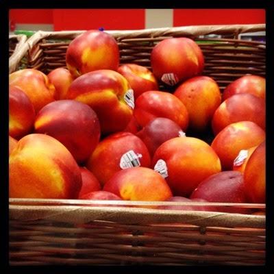 Vegan Vegetarian Food Snack Target Fresh Fruit Nectarines Gluten Free