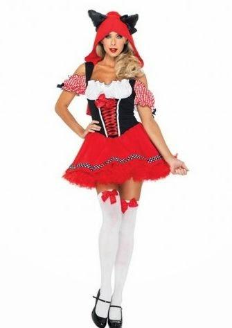 Disfraces de Halloween Sensuales, parte 4