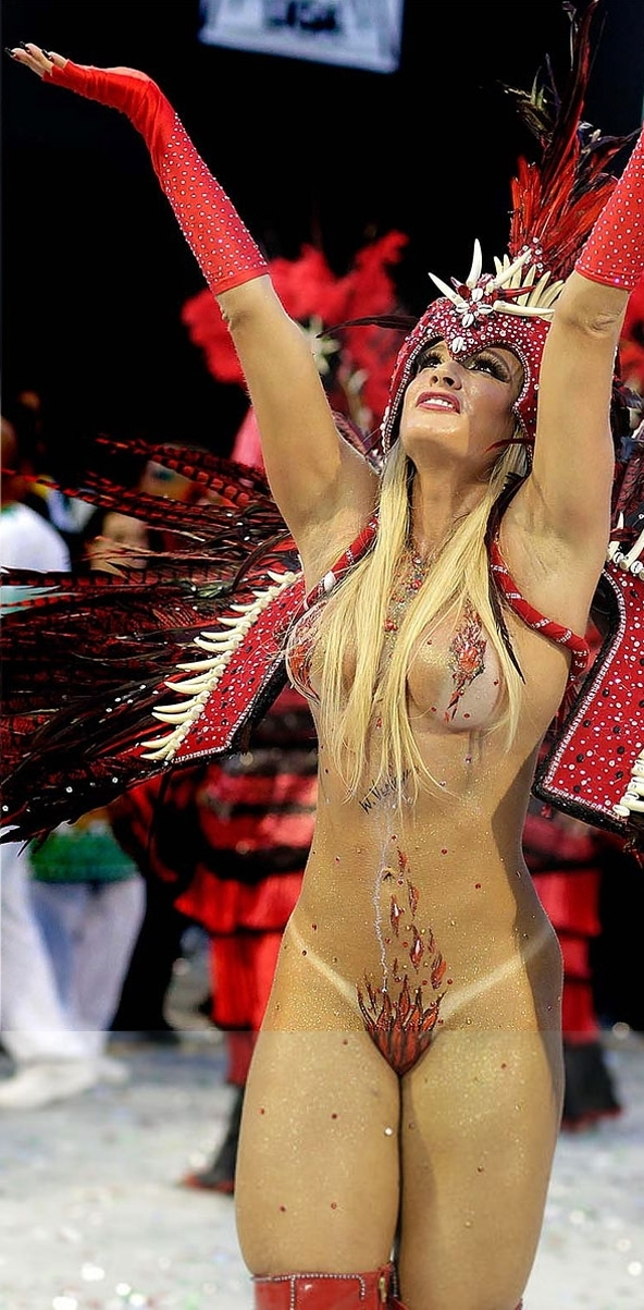Rio de Janeiro Samba Festival Highlights Collection (Rio de Janeiro Carnival 2012) - Juliana Salimeni (Juju)