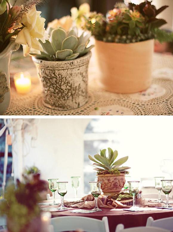 Boda novias y mas centros de mesa para bodas en la playa - Centros de boda ...
