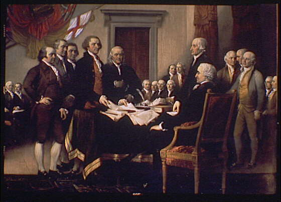 declaration of independence tyranny Establishing an absolute tyranny print actually, it comes from our declaration of independence the tyranny of england was still fresh in the minds of the founding fathers as they debated the provisions of the constitution which is why there is so much emphasis on checks and.