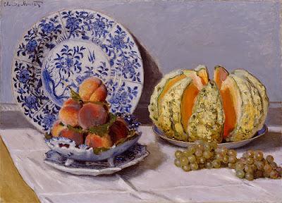 Renoir - Nature morte,1872.