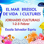 Jornades culturals 2016 escola Salvador Espriu