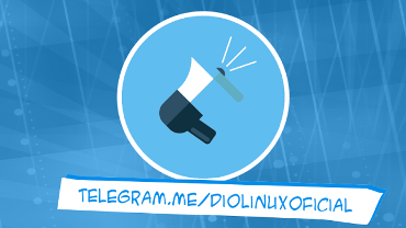 Estamos no Telegram!