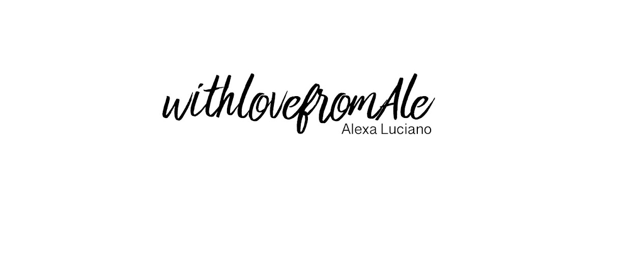 With love From Ale