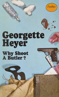 Why shoot a butler? cover