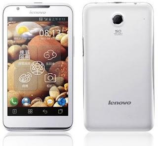 Lenovo S880, Dual SIm android