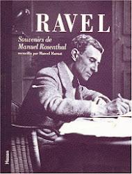 Manuel Rosenthal : souvenirs recueillis par Marcel Marnat 1995 (épuisé)