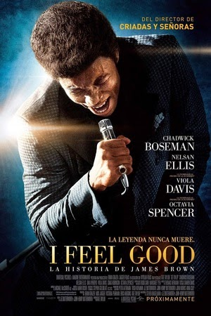 Poster Get on Up 2014