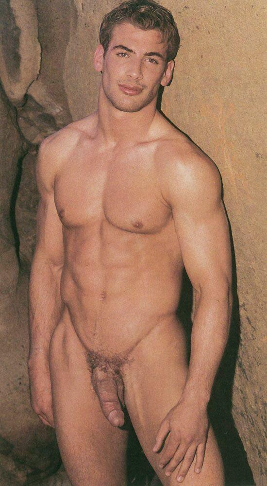 Playgirl Brian Bianchini Nude