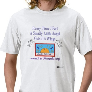 FartAngels Official Unisex Wear