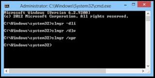 Cara Backup dan Restore Aktivasi Genuine Key Windows 8