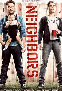 Neighbors 2014 Movie Poster