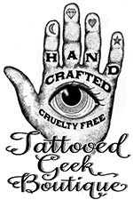 Shop Tattooed Geek Boutique!