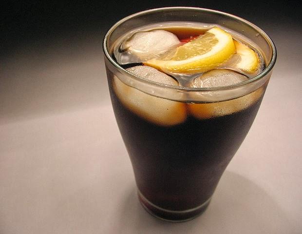 Tabla de índice glucémico - Bebidas