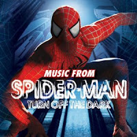 Spider-Man: Turn Off the Dark, Song, List, album, u2, Bono and The Edge