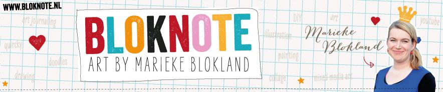 Marieke Blokland's old blog