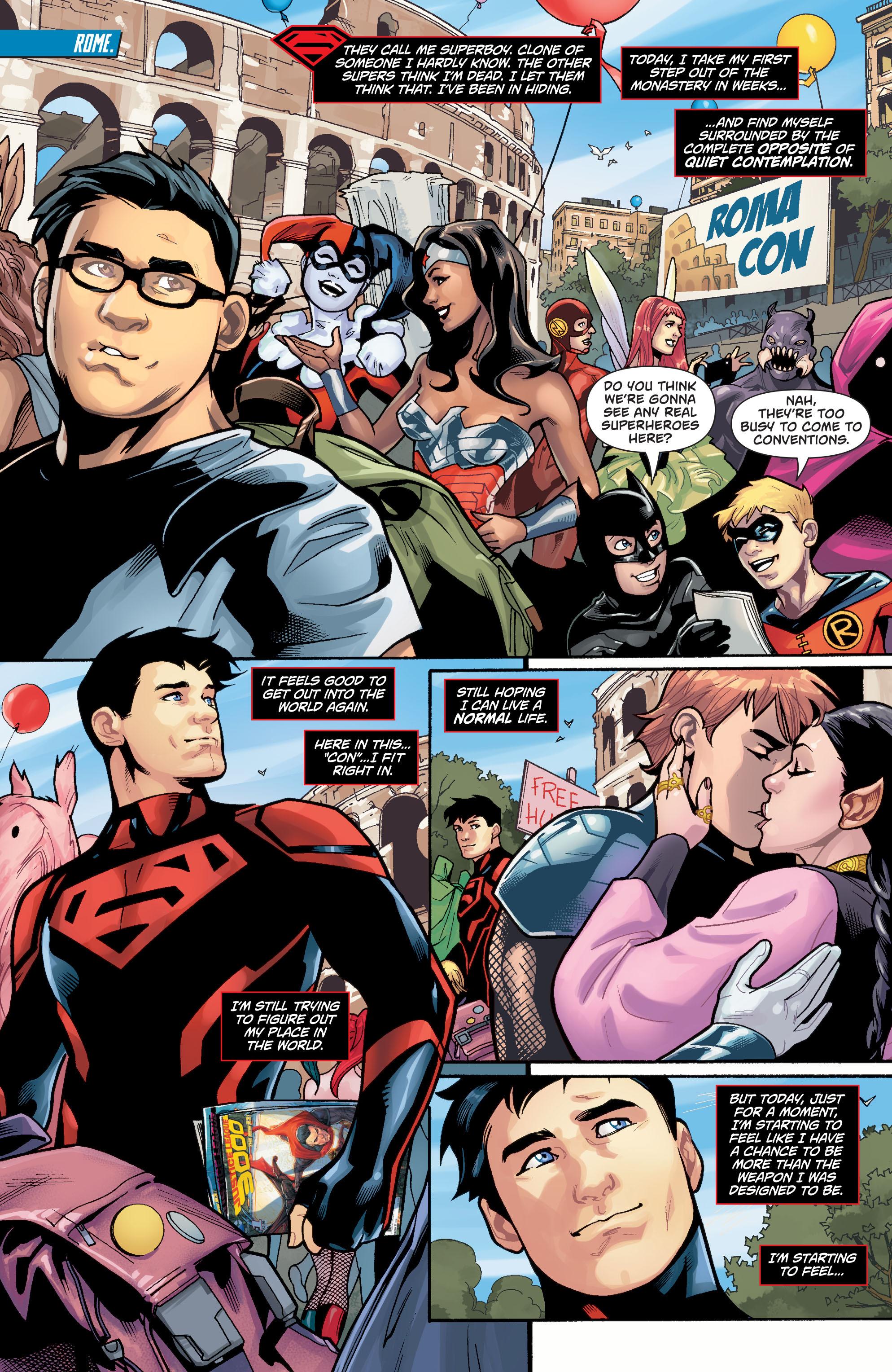 Supergirl (2011) Issue #38 #40 - English 2