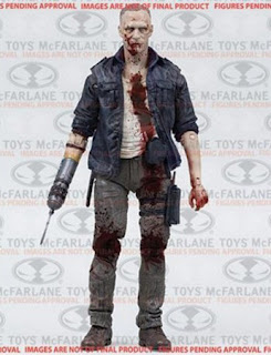 McFarlane Toys The Walking Dead TV Series 5 Walker Merle Figure
