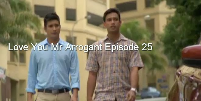 tonton love you mr arrogant episode 25