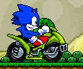 Sonic ATV - Mario Land