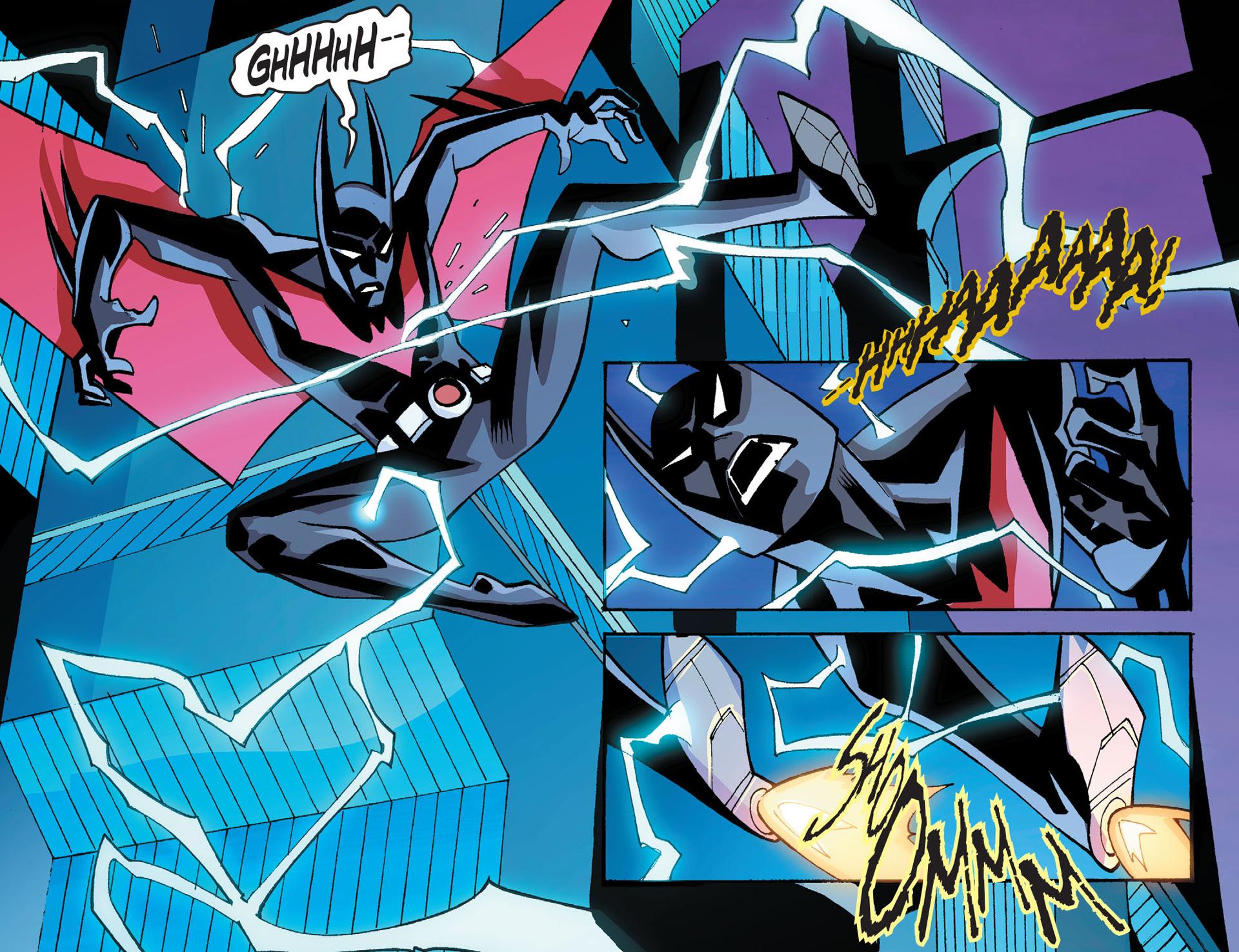 Batman Beyond 2.0 #8 #33 - English 4