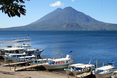 24 fotos del Lago Atitlán en Guatemala