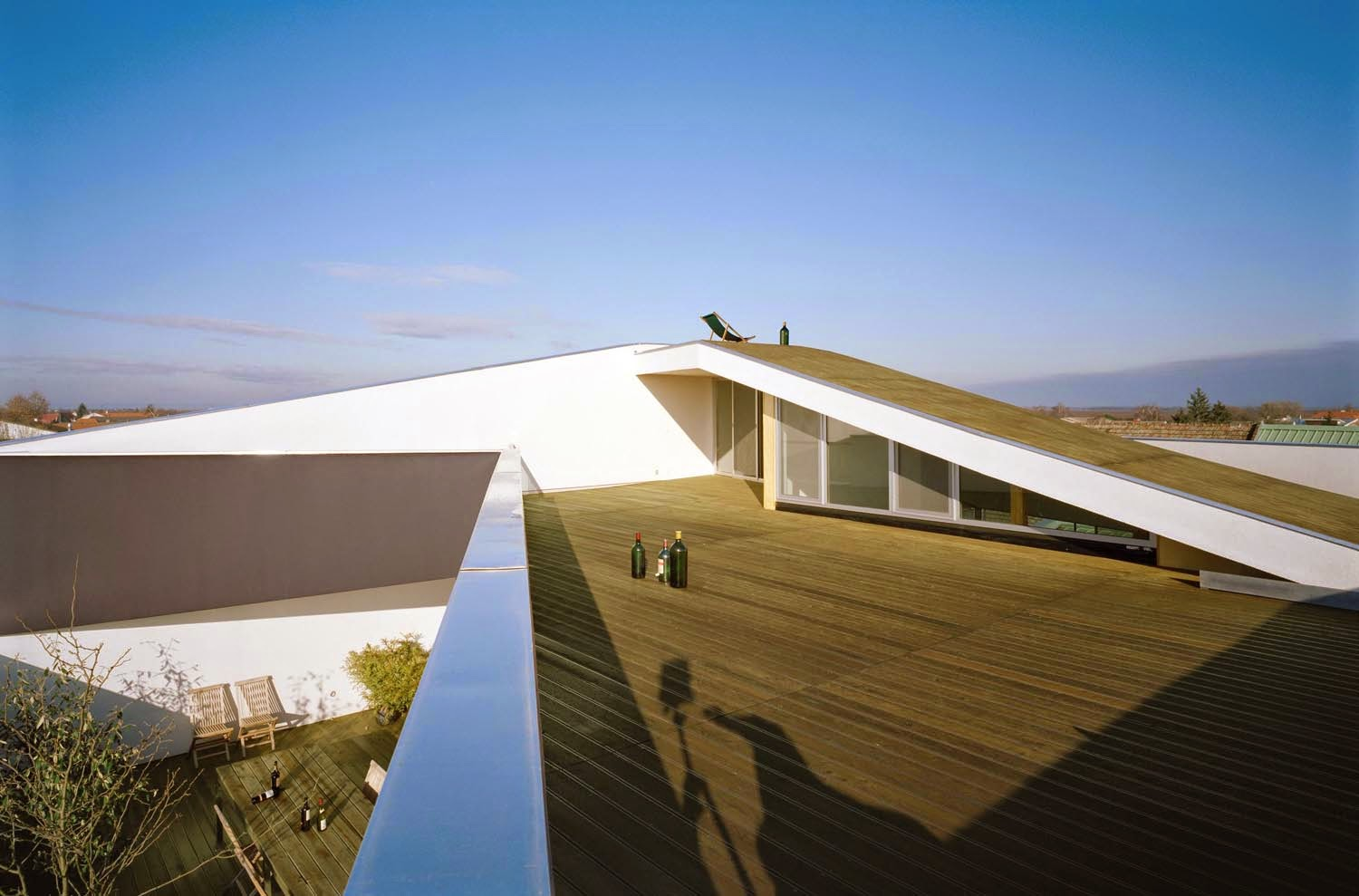 A daily dose of architecture erich sattler winery for Www architecture