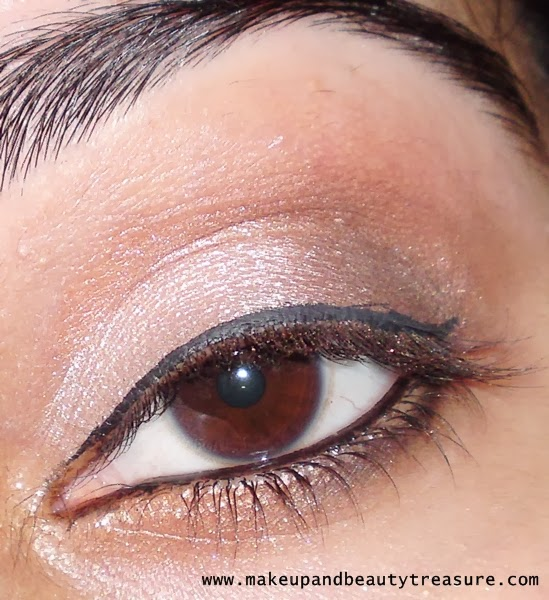 Eye Looks: Easy Soft Brown Smokey Look Tutorial