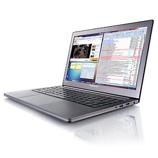 harga laptop tipis Lenovo IdeaPad U300S ultrabook 2012
