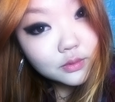 Tutorial - Make up Smoke Gyaru