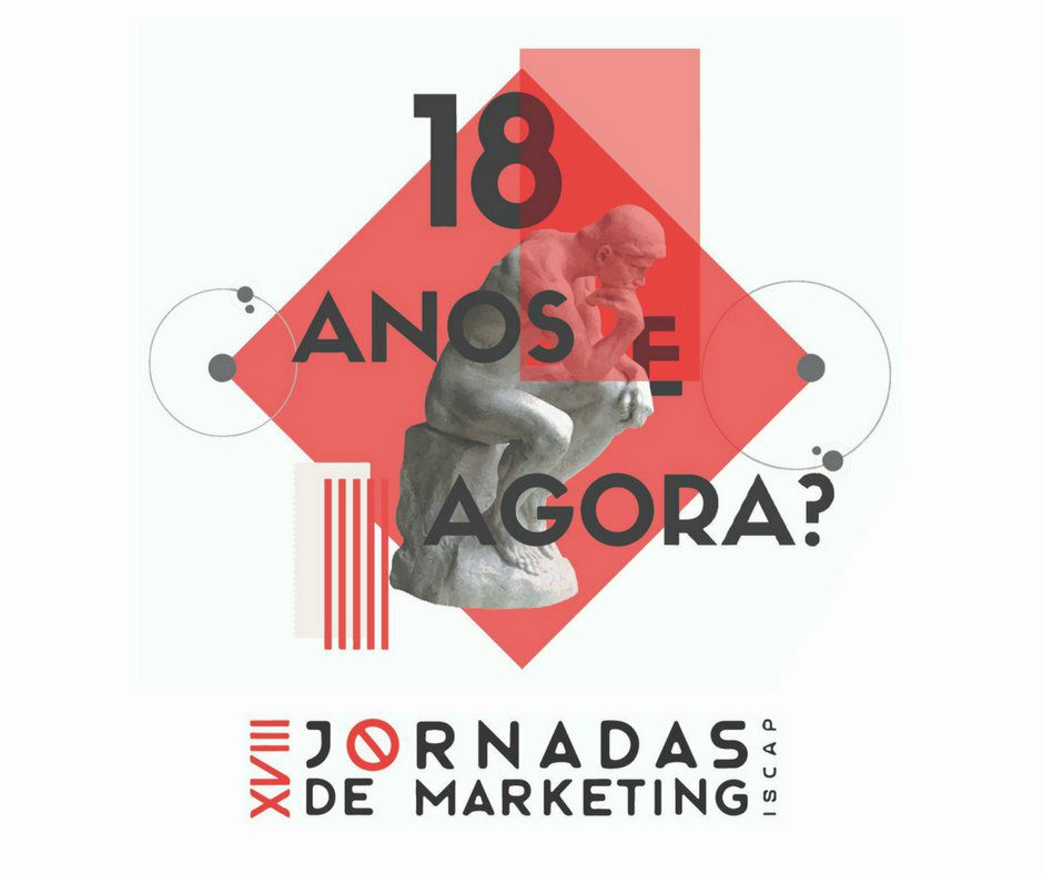 Evento da XVIII Edição das Jornadas de Marketing ISCAP