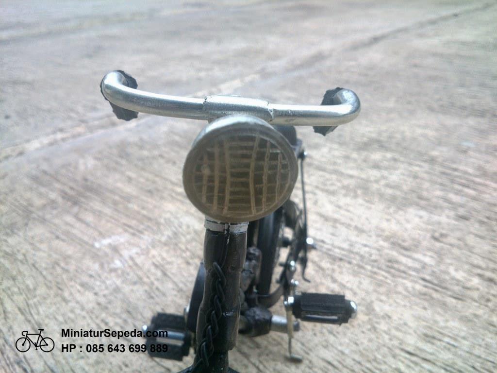 Miniatur Sepeda