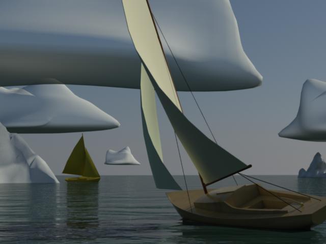 Arctic boats