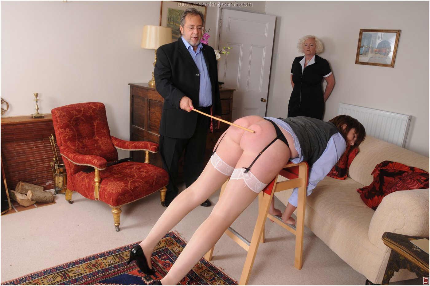 Amateur Spanking: Unladylike