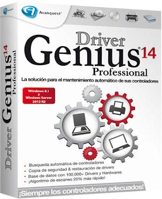 Driver Genius Versión 14.0.0 Español