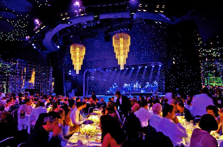 Salle des Étoiles, Sporting Monte-Carlo