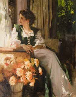 The settee, Richard S. Johnson